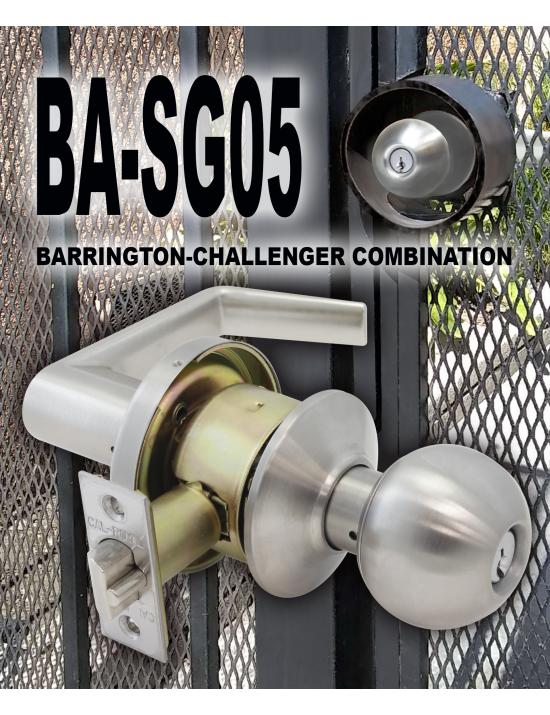 Barrington Series/Challenger SG Series