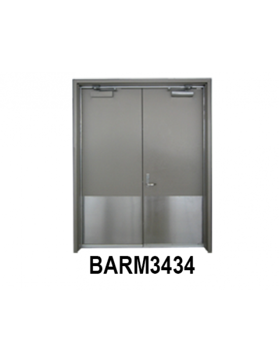 BARM3434, BARM3436, Stainless Steel Armor Plates