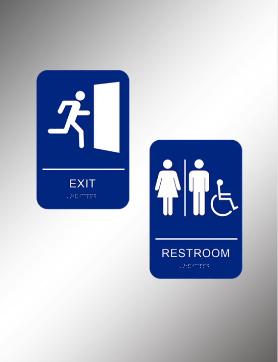 California Approved Signs