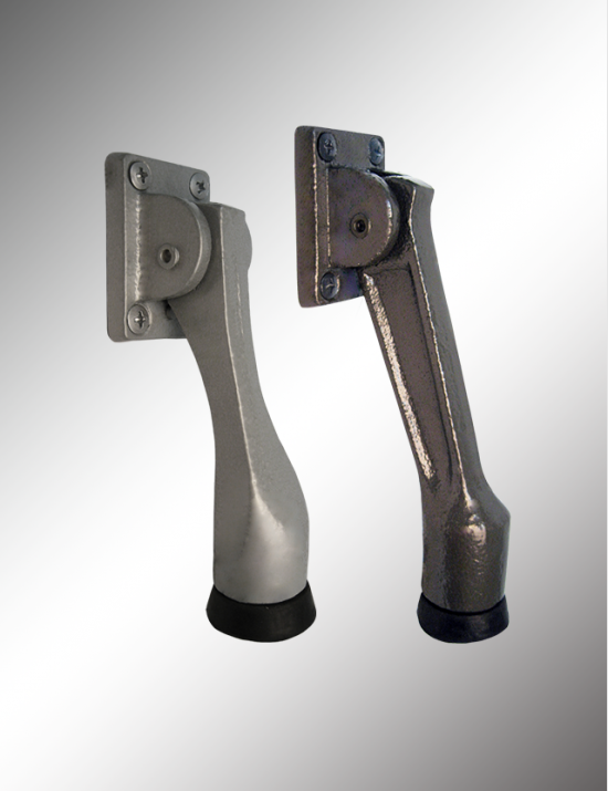 Cast Iron Kick Down Door Holder, IRODH-4 & IRODH-5