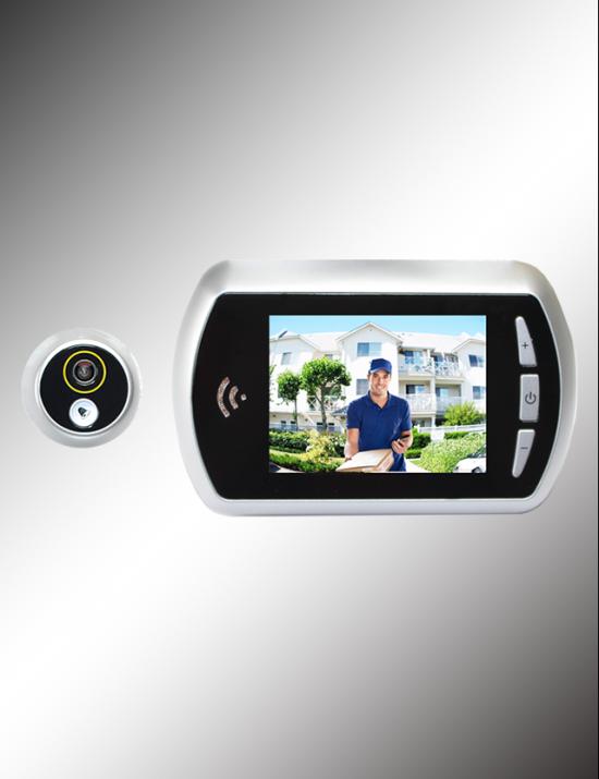 ELDVBEL150 Electronic Digital Door Viewer