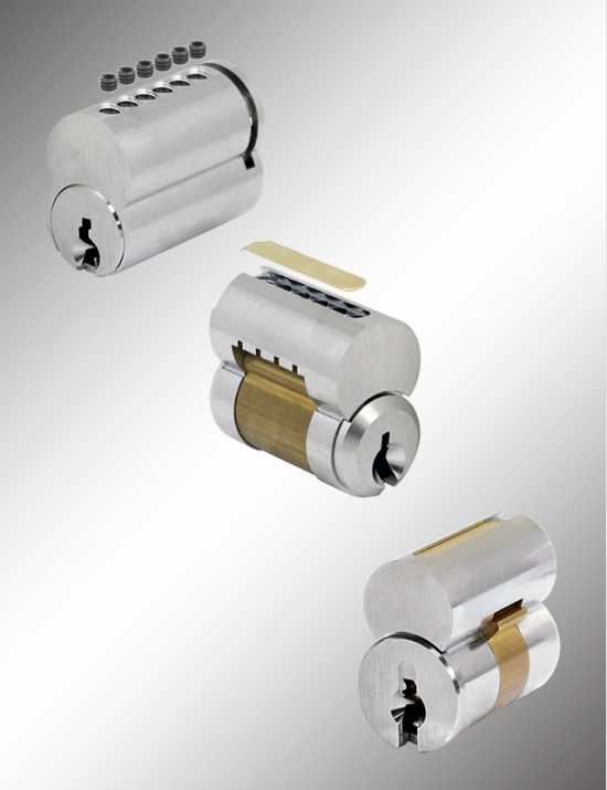 Large Format 6 Pin IC Cylinders