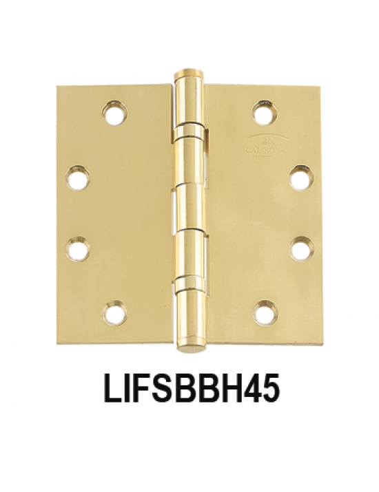 Extruded Solid Brass Hinges