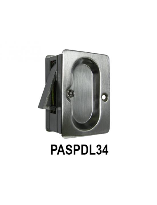 Heavy Duty Sliding Door Lock Functions, PASPDL34 & PRIPDL21