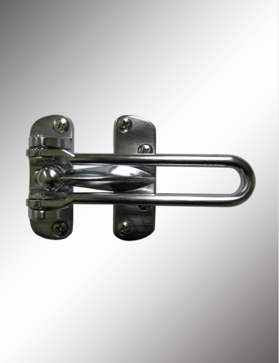 Zinc Diecast Swing Bar Door Guard